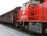 ÖBB-Güterzug