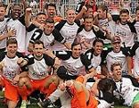 Admira nach der letzten Bundesligarunde 2015