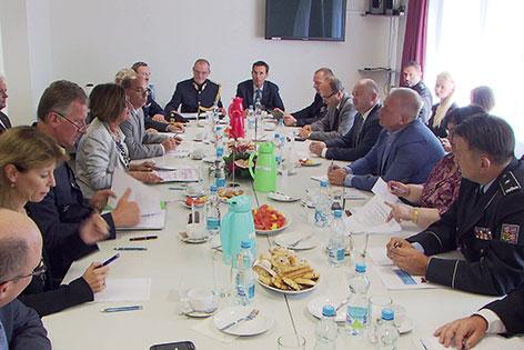 Polizeikooperation mit Tschechien