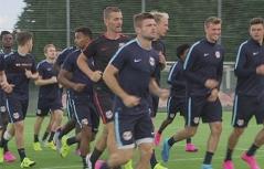 FC Red Bull Salzburg beim Training
