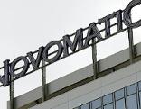 Novomatic Zentrale Schild