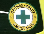 Logo vom Grünen Kreuz