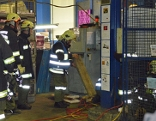 Arbeitsunfall in St. Florian am Inn