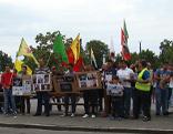 Demo für den Frieden