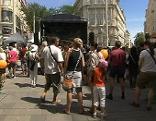 Eröffnungsfest Mariahilfer Straße