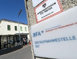 Asyl Erstaufnahmezentrum Traiskirchen