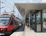 Neuer Bahnhof Brixlegg