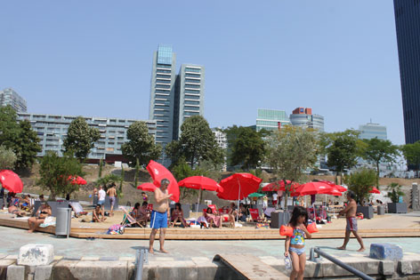 Copa Cagrana/Copa Beach