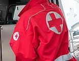 Rotes-Kreuz-Mitarbeiter