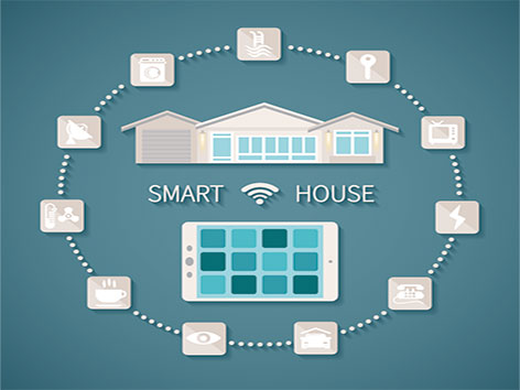 Grafiken Smart Home