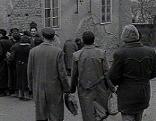 Flüchtlinge nach dem Ungarnaufstand 1956