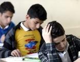 Flüchtlinge in Schule