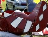 Flugzeugabsturz Hirt Kleinflugzeug toter