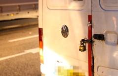 Vorhangschloss Schlepper Fahrzeug Kastenwagen
