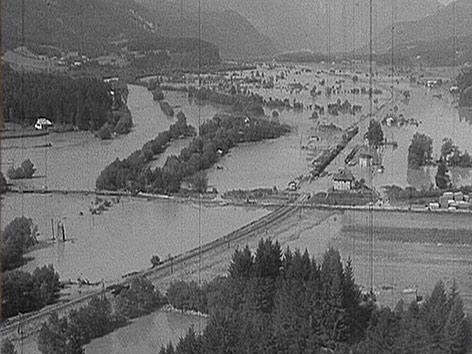 Hochwasser Kärnten