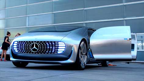 "Mercedes ""F 015 Luxury in Motion"""