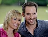 Francine Jordi und Alexander Mazza
