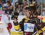 Capitals gegwinnen gegen Red Bull Salzburg
