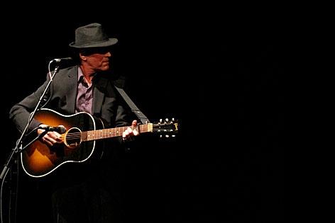 Eric Andersen bei Konzert
