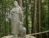 Mensch- und Tierfriedhof in St. Josef