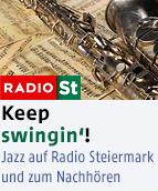 """""""Jazz at its best"""" auf Radio Steiermark und zum Nachhören"""