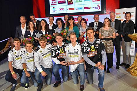 Wiener Sportstars 2015