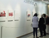 Ausstellung im Steiermarkhof zu Ehren des verstorbenen Grazer Malers Gerhard Lojen