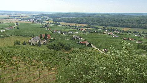 Naturpark Weinidylle Südburgenland