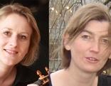 Ivana Pristašová und Caroline Mayrhofer