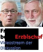 Franz Lackner und Franz Fischler