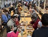Aktion Kochen für Flüchtlinge in Traiskirchen