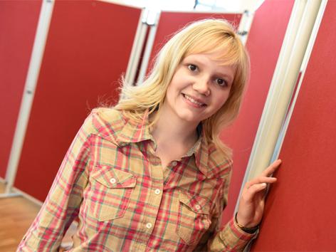 28jährige Elisabeth Feichtinger (SP) gewann die Stichwahl in Altmünster