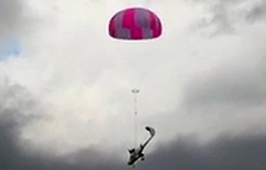 Flugzeugabsturz Ultraleichtflugzeug Pipistrel Bovec Kärntner Slowenien