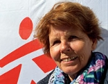 Margaretha Maleh für Ärzte ohne Grenzen