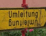 Stau Villacherstrasse