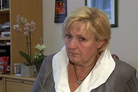 Die ehemalige Bezirksvorsteherin von Simmering Eva-Maria Hatzl (SPÖ)