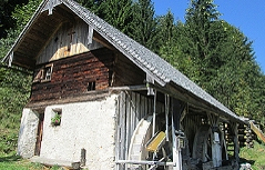 Pertillmühle Mühlenweg Ebenau