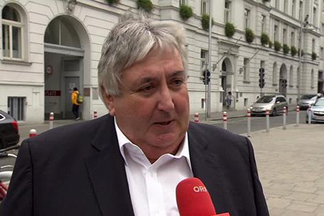 Neuer FPÖ-Bezirksvorsteher in Simmering Paul Stadler