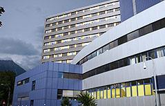 Klinik in Innsbruck