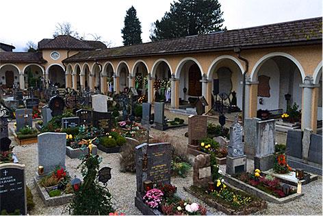 Friedhof von St. Gilgen