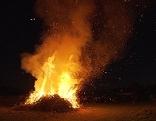Allerheiligenfeuer in Oberpodgoria