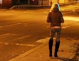 Hure Protistuierte Strich Prostitution Nutte Straßenstrich