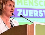 Helga Krismer Landeskongress 2015