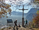 Wanderung auf den Monte Mezzocorona