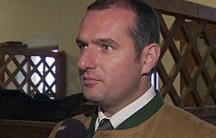 Dieter Ehrengruber, Geschäftsführer von Gut Aiderbichl
