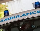 Blaulicht Rettungsauto