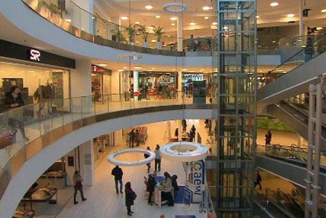 Grösstes kaufhaus in europa