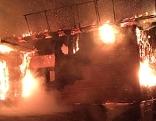 Brand Einfamilienhaus Neubau Matschiedl st stefan gailtal zwei Mal