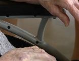 Alte Menschen Krankenhaus Gewalt
