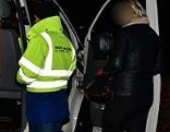 Straßenprostituierte bei Kontrolle durch den Magistrat Salzburg